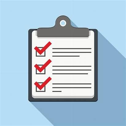 Checklist Cartoon Check Medicare