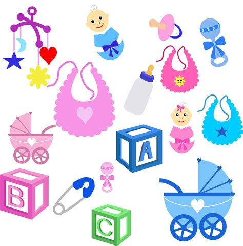 baby clipart baby pacifier clipart clip of pacifier clipart