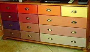 peinture bois confordomo With peinture pour meuble bois vernis