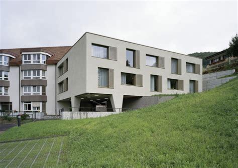Alters Und Pflegeheim Homburg Von Boegli Kramp Architekten