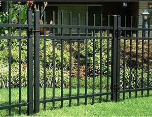 Sichtschutz Metall Gartenzaun Und Garten Tor Brstung Und