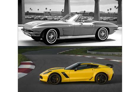 Chevrolet History by Chevrolet Corvette History U S News World Report