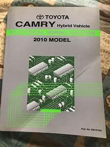 Toyota Camry Repair Manual Electrical Wiring Diagram 2010