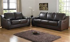modern leather sofa set home gallery With leather sofa set