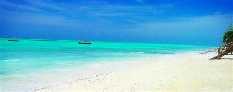 Holidaying In The Beaches Of Zanzibar Island In Tanzania ...