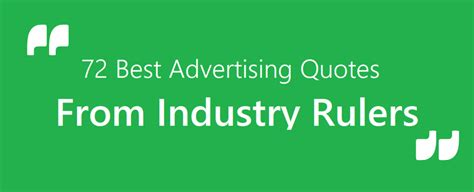 Best Advertising Quotes