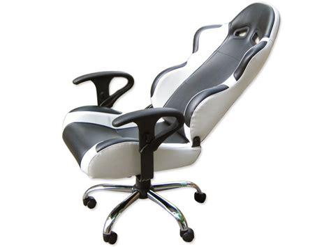 siege de bureau cuir siege baquet fauteuil de bureau chaise de bureau baquet