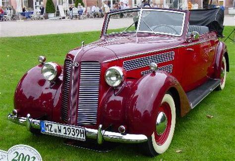 european concours  post vintage thoroughbred