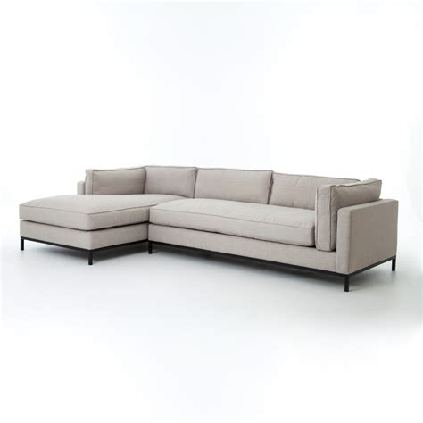 chaise atelier grammercy 2 sectional more options available