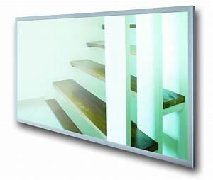 Spiegel Mit Aluminiumrahmen : fenix infrarotheizung spiegel mit sch nem aluminiumrahmen ebay ~ Sanjose-hotels-ca.com Haus und Dekorationen