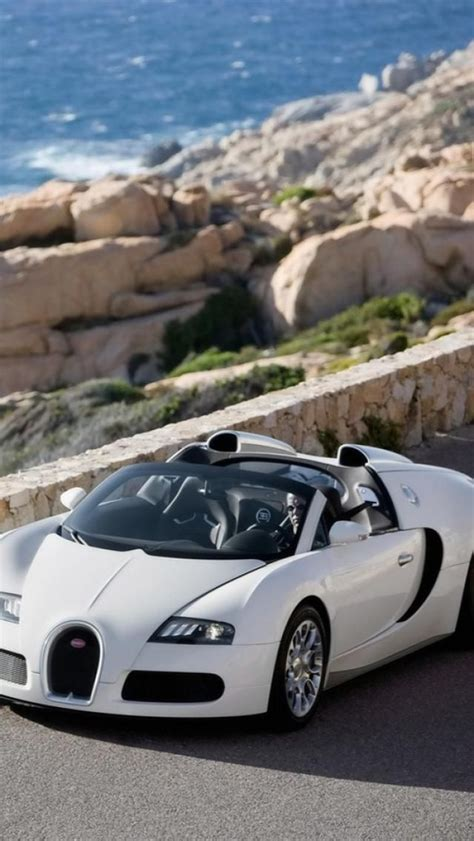 #bugatti Veyrons, #supercar, White, Cars  Curated By