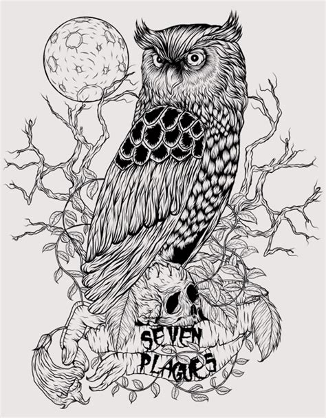 Seven Plagues Clothing Victor Fuentes Behance