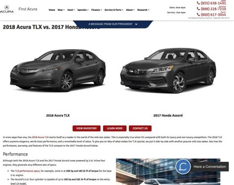 which acura tlx competitor scares acura dealers