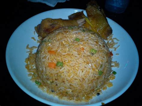 African Food, Nigerian Food Fried Rice African Fried Rice