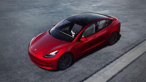 View Tesla Model 3 Standard Range Plus Price Pics