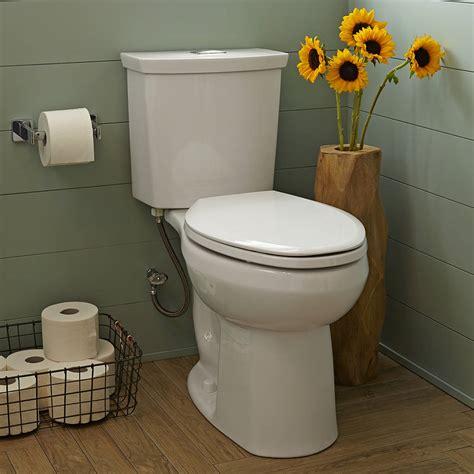 hoption elongated dual flush toilet american standard