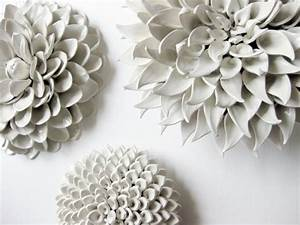 Set of Three LARGE Sized flowers of your choice | Walls ...