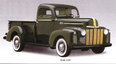 Ford Pickup 1942: Review, Amazing Pictures and Images