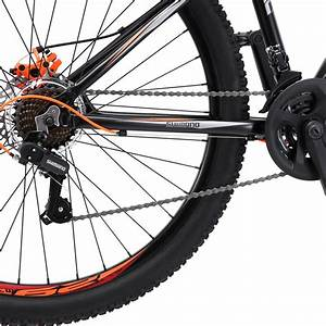 """Mongoose 29"""" Front and Rear Disc Brake 21 Speed Mens ..."""