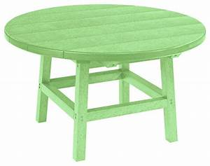 32quot round cocktail table with legs lime green With 32 round coffee table