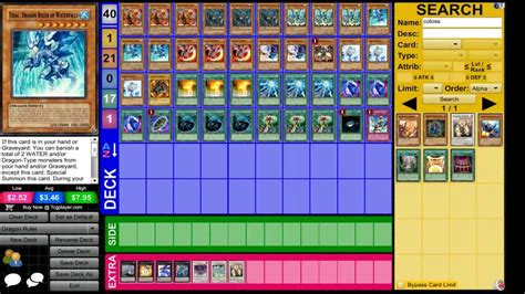 yugioh dragon ruler deck september 2013 youtube