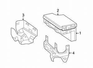 Dodge Avenger Fuse Box Cover  Convertible   Sedan   Under
