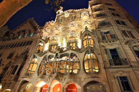 La Fameuse Architecture De Barcelone  Barcelonahome Blog