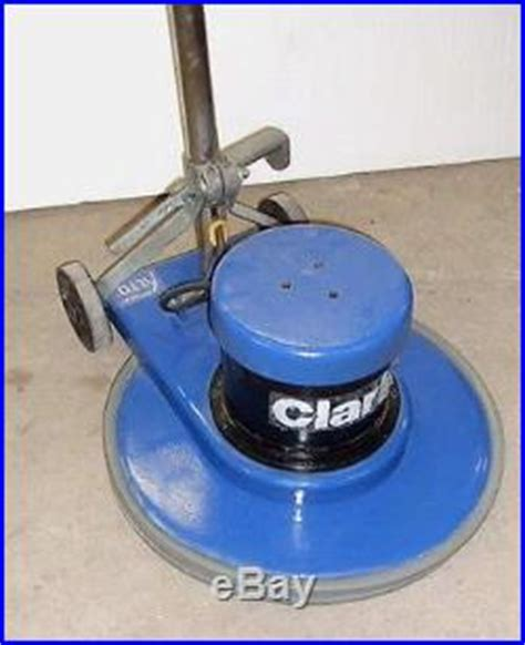 remanufactured c2k 200 clarke alto floor scrubber polisher with pad driver floor buffer pads
