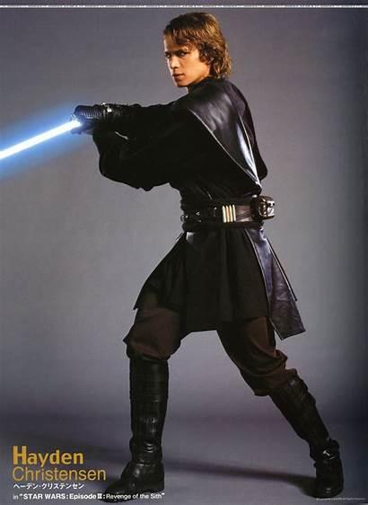 Anakin Skywalker Wars Star Hayden Christensen Episode