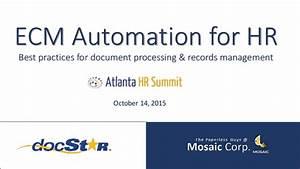 ecm automation for hr departments With best hr document management software