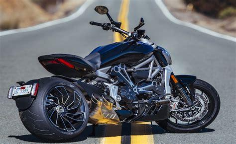 Ducati Xdiavel Demo Rides At Sturgis