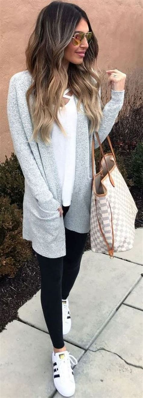ideas  white sneakers outfit  pinterest