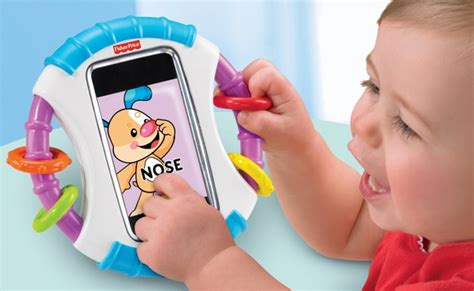 iphone for toddlers gift guide tech toys for toddlers