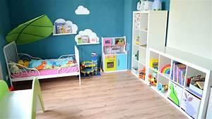 Ikea Kinderzimmer Junge : kinderzimmer roomtour mila s und mats neues zimmer youtube ~ Markanthonyermac.com Haus und Dekorationen