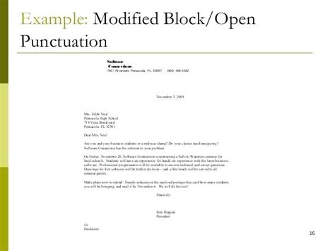 modified block letter best of modified block letter cover letter exles 44949