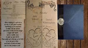 handmade harry potter wedding invitations 2531954 weddbook With harry potter wedding invitations diy