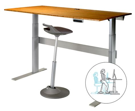 how tall should a standing desk be working tall the ultimate standing desk setup wired
