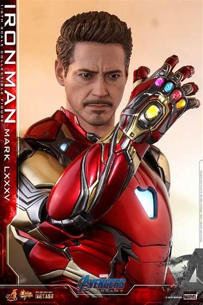 Iron Toys Endgame Gauntlet Mark Update Stark