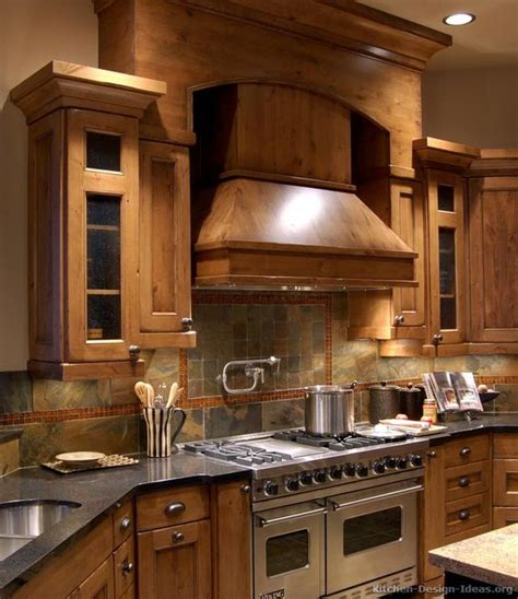 kitchen of the day rustic kitchen design with pro viking