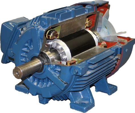 Induction Electric Motor by Electric Motor Cutaway Impremedia Net