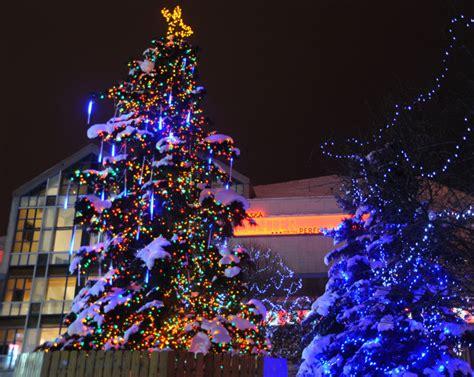 christmas displays  alaska