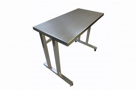 stainless steel work table with two shelves stainless steel tables and shelves tomitek