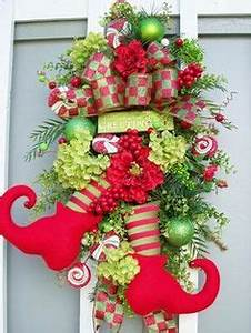 1000 images about CRAFTS Wreaths Winter & Christmas on