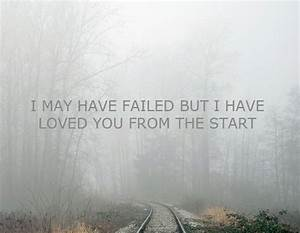 I Have Failed Quotes. QuotesGram