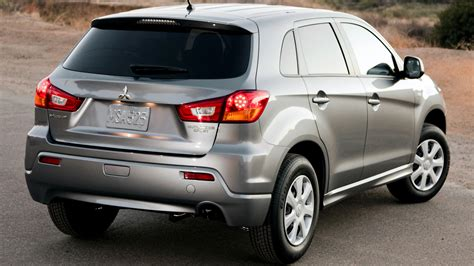 Mitsubishi Outlander Sport Wallpapers by Mitsubishi Outlander Sport 2011 Wallpapers And Hd Images