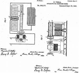 tesla patent 588177 apparatus for producing ozone With bedini ssg circuit