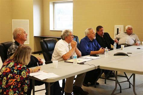 liberty county officials hear options for development