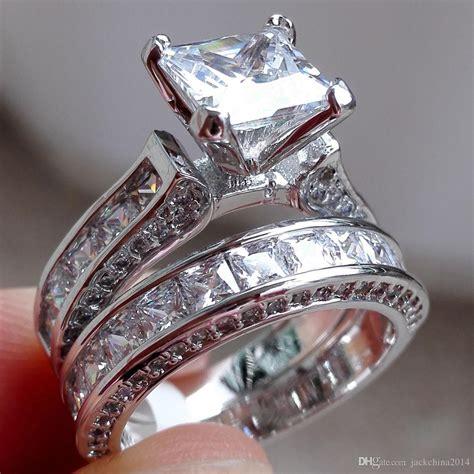 victoria wieck luxury jewelry princess cut mm