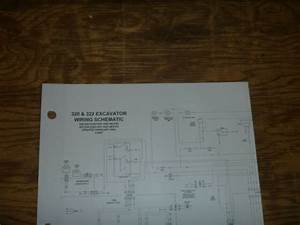 Bobcat 320 322 Excavator Electrical Wiring Diagram