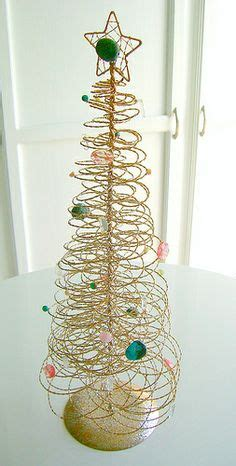 fishing line christmas tree fishing line tree great idea for more advanced crafters tutorial tree